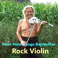 Rock Violin by Peter Bayreuther